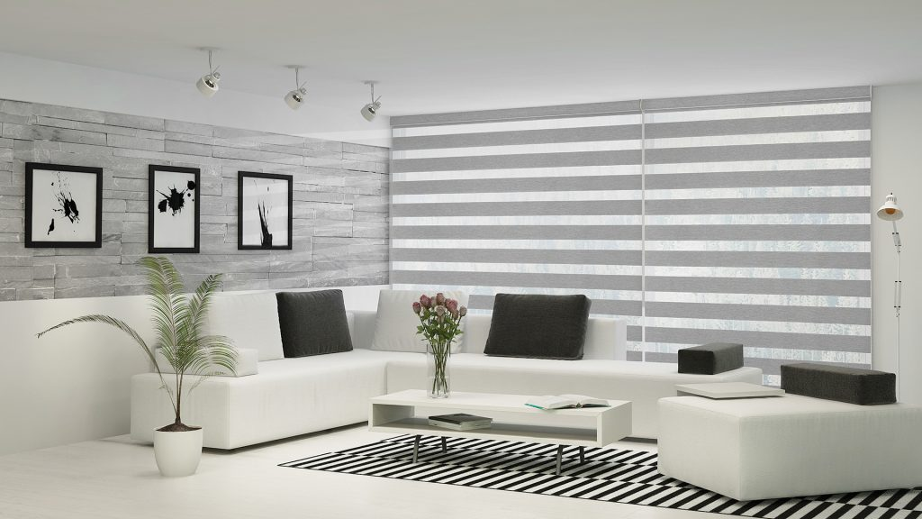 3 Reasons Why You Should Get Dual Sheer Shades / Zebra Blinds